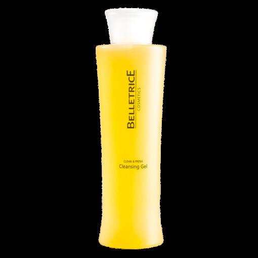 Natuurlijke reinigingsgel voor een zuivere huid