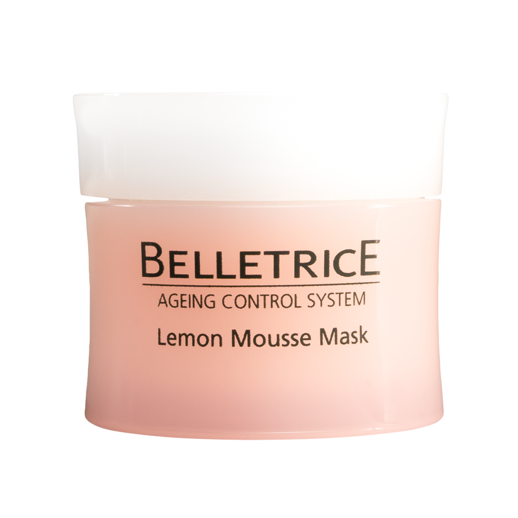 Lemon-Mousse Mask